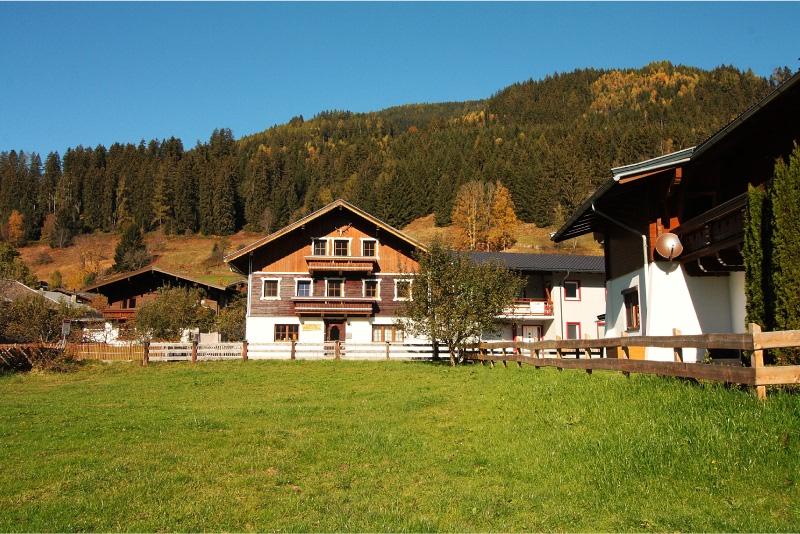 Haus Kitzbuheler Alpen herfst 2015