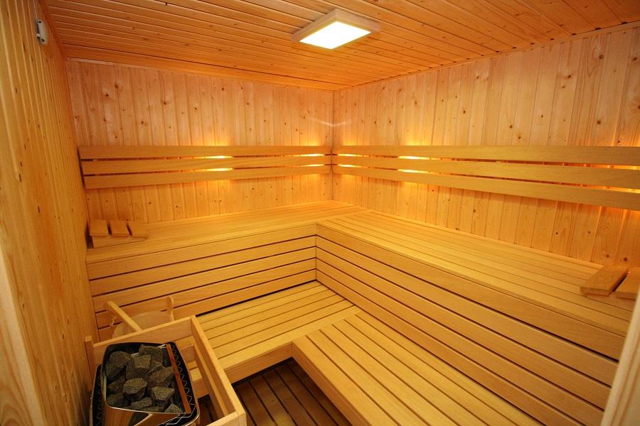 VSB Sauna met 4 ligplaatsen