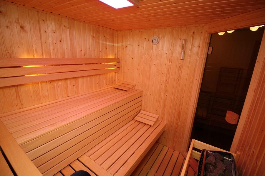 grote sauna